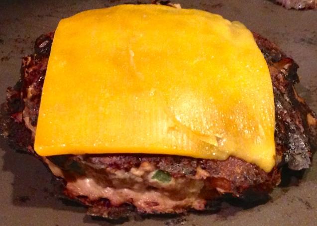 Bell Pepper Turkey Burger